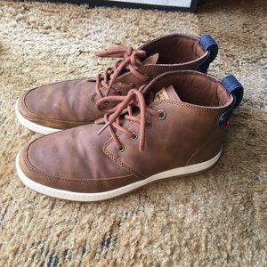 Men's Levi's tennis shoes